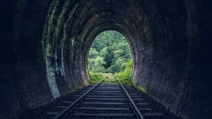 Nature en bout de tunnel